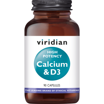High Potency Calcium & D3