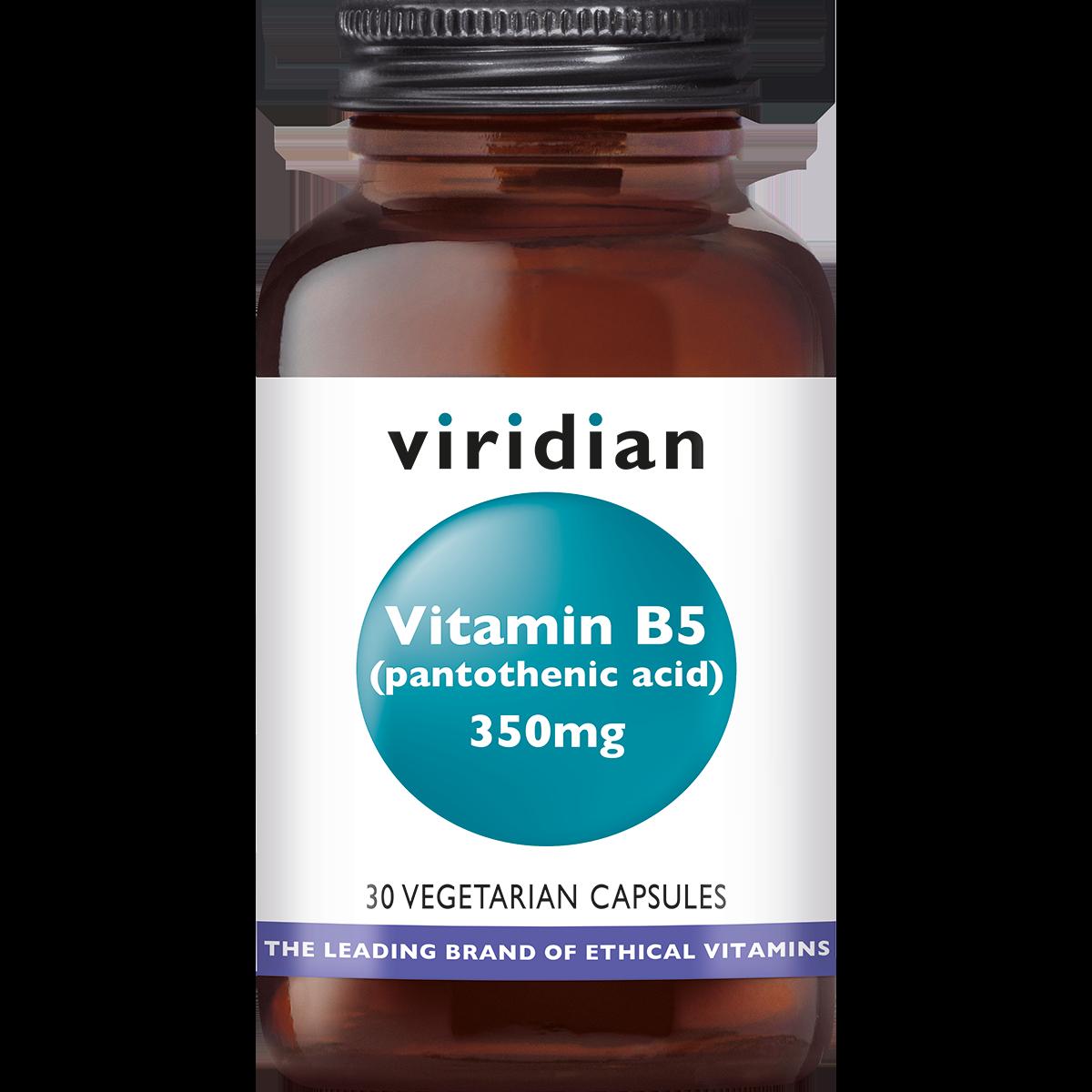 Vitamin B5 350 mg