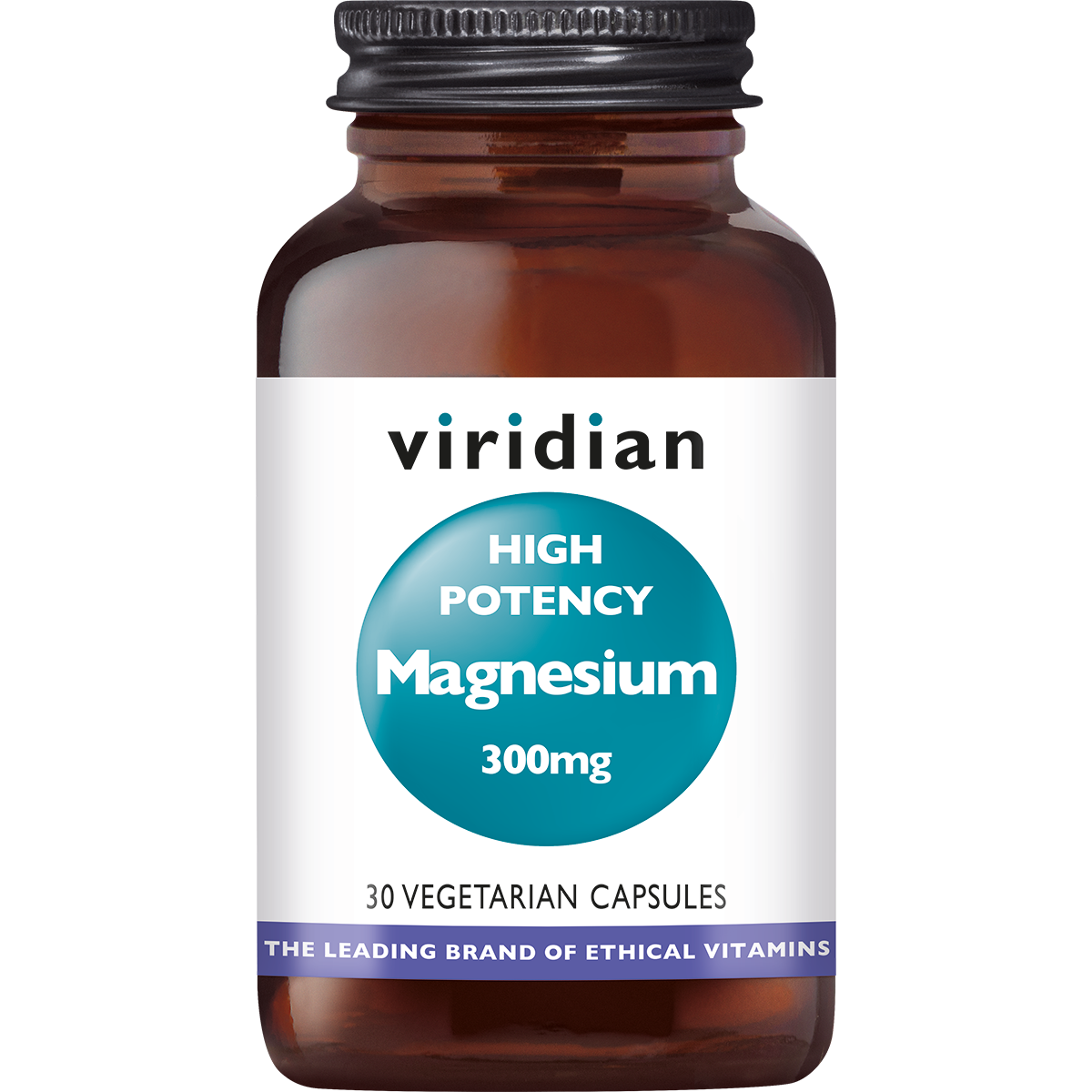High Potency Magnesium 300 mg