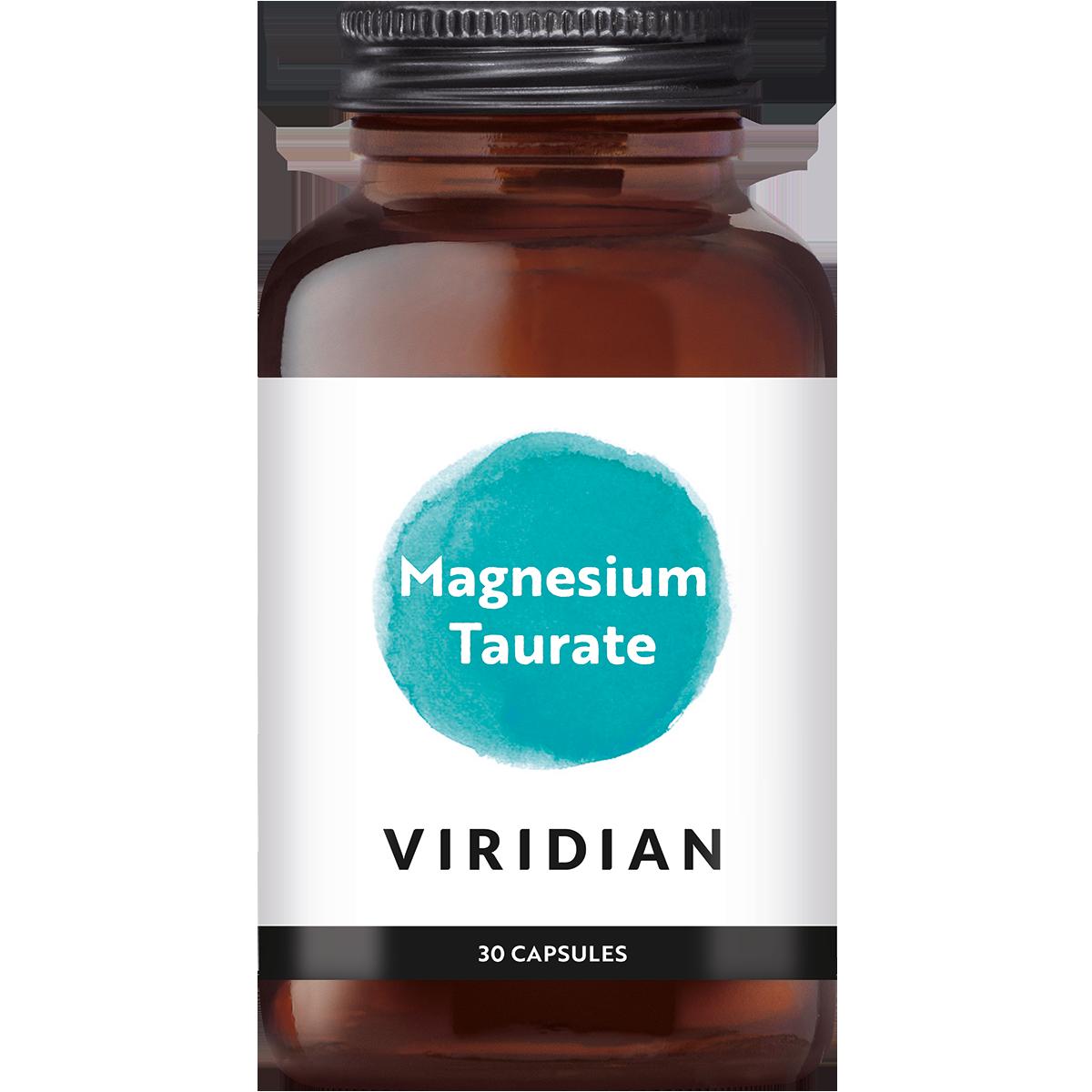 Magnesium Taurate