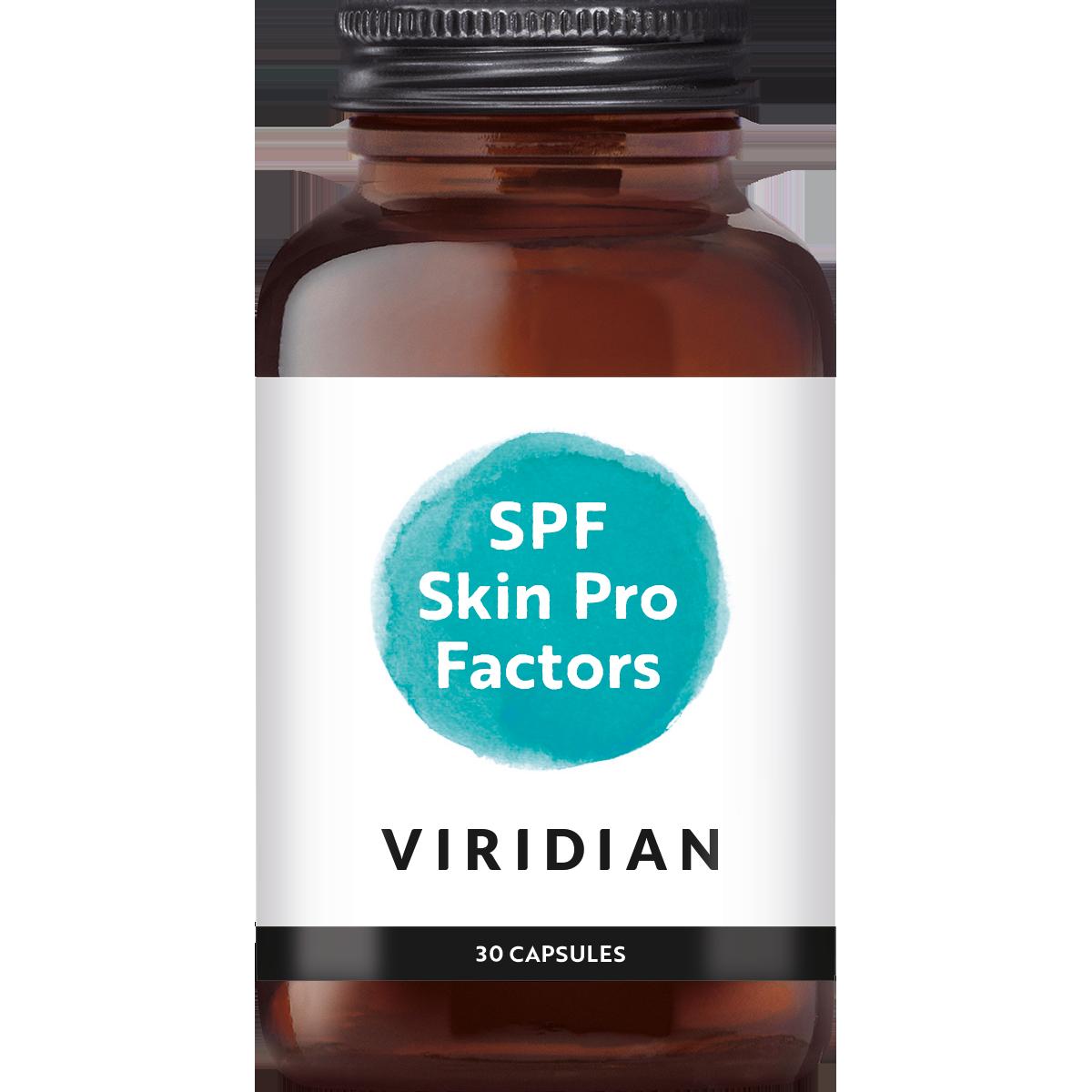 S.P.F. Skin Pro-Factors